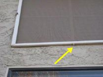 Solar screen retainers